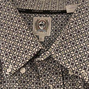 Cinch Men's Long Sleeve Shirt
